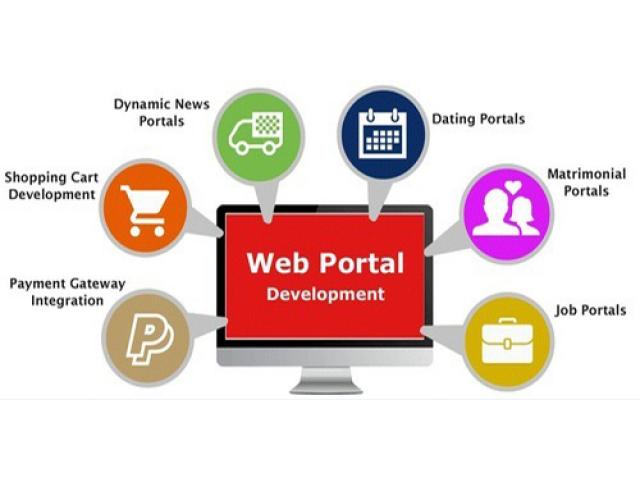 Portal Website Development Company